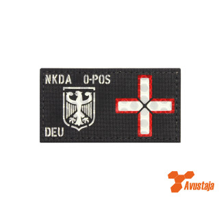 IFAK Big Patch Wappen